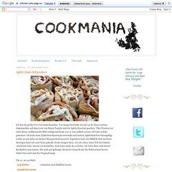 cookmania: Apfel-Zimt-Schnecken
