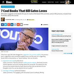 7 Cool Books That Bill Gates Loves