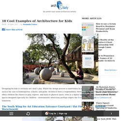 18 Cool Examples of Architecture for Kids