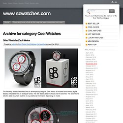 Cool Watches « www.nzwatches.com