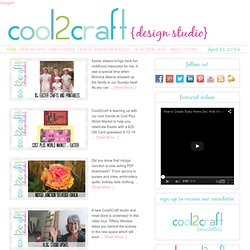 Cool2Craft - crafting television show