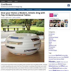 CoolBoom. Architecture and Interior Design News