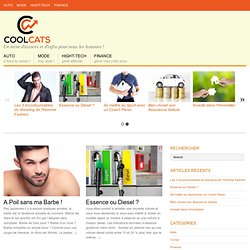 Le Coolcats Blog