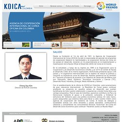 Agencia de Cooperación Internacional de Corea - AyMSite V 3.0.3 Powered By AyMsoft
