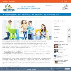 L'influence des jeux coopératifs sur les comportements des jeunes enfants - Blog Belugames dédié aux jeux coopératifs