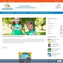 Cinq jeux coopératifs 100% écologiques ! - Blog Belugames dédié aux jeux coopératifs