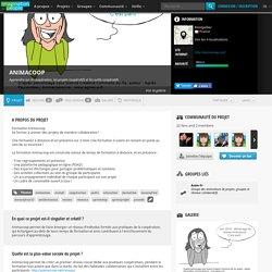 Animacoop : Apprendre sur la coopération, les projets coopératifs et les outils coopératifs