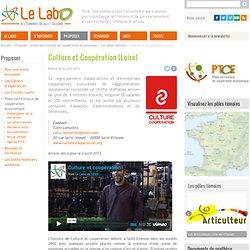 Culture et coopération - Saint-Etienne