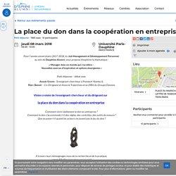 Dauphine Alumni - Le réseau des Dauphinois - Diplômés et étudiants de Paris-Dauphine