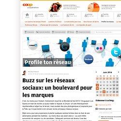 Buzz sur les réseaux sociaux: un boulevard pour les marques
