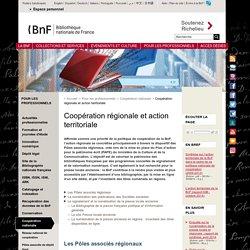 Coopération régionale et action territoriale