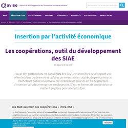 Les coopérations, outil du développement des SIAE