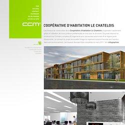 Architecture, firme de Québec, Côté Chabot Morel Architectes, CCM