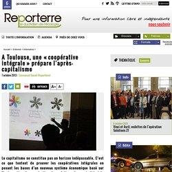 A Toulouse, une «coopérative intégrale» prépare l'après-capitalisme