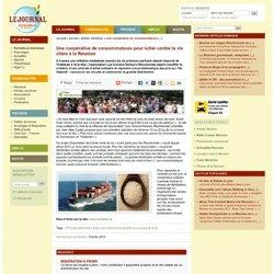 LE JOURNAL REUNIONNAIS DU MONDE - FEV 2013 - Une coopérative de consommateurs pour lutter contre la vie chère à la Réunion
