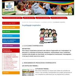 La pédagogie coopérative - Site de l'Association départementale du Rhône