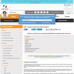 SCIC - Société Coopérative d'Intérêt Collectif