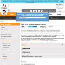 SCOP - Société Coopérative Ouvrière de Production