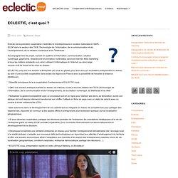 Société Coopérative d'Activités et d'Entrepreneurs