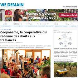 Coopaname, la coopérative qui redonne des droits aux freelances