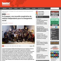 En Espagne, une nouvelle coopérative de médias indépendants pour le changement social