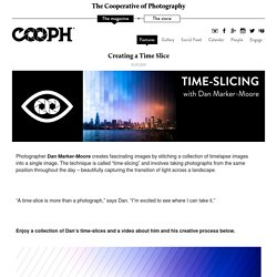 Creating a Time Slice - COOPH - The Cooperative of Photography