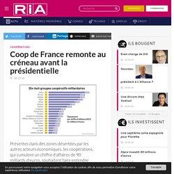 Coopératives : Coop de France remonte au créneau avant la présidentielle