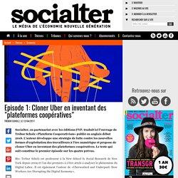 Socialter, le magazine de l'économie nouvelle génération