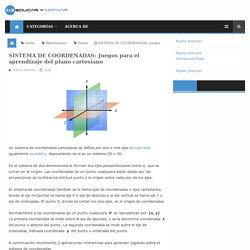 Juegos para el aprendizaje del plano cartesiano ~ Juegos gratis y Software Educativo