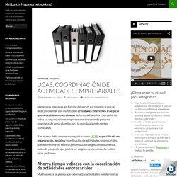 UCAE, coordinación de actividades empresariales