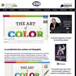 La coordination des couleurs en infographie