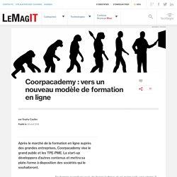 Coorpacademy : vers un nouveau modèle de formation en ligne