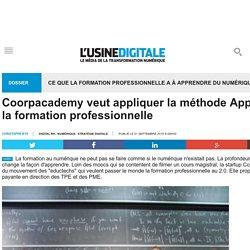 Coorpacademy veut appliquer la méthode Apple à la formation professionnelle