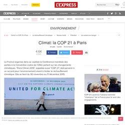 COP 21 : la Conférence climat de Paris