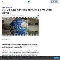 COP21 : qui sont les bons et les mauvais élèves ?