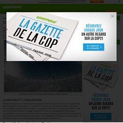 COP21 : le compte n'y est pas
