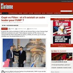 Copé vs Fillon : et s'il existait un autre leader pour l'UMP ?