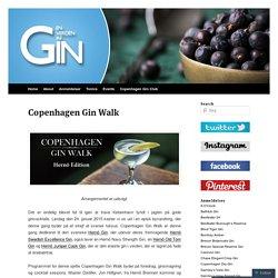 Copenhagen Gin Walk