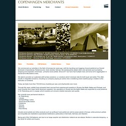 Copenhagen Merchants: CM BIOMASS