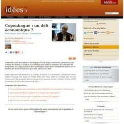 Copenhague : un défi économique ?