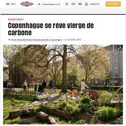 Copenhague se rêve vierge de carbone