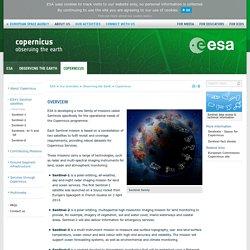 Overview / Copernicus