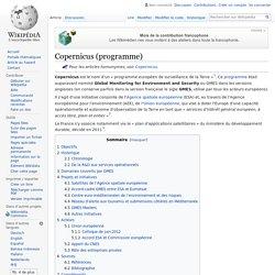 Copernicus (programme)