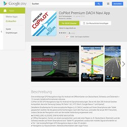 CoPilot Live Premium France