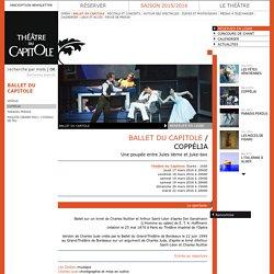 Coppélia -Théâtre du Capitole