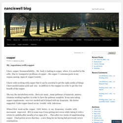 nanciswell blog