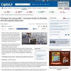 Charges de copropriété : comment limiter la flambée des principales dépenses