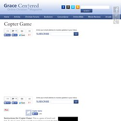 Copter Game - Play Copter Game Online.