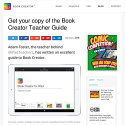 Get your copy of the Book Creator Teacher Guide