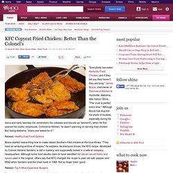 KFC Copycat Fried Chicken: Better Than the Colonel's | Shine Food